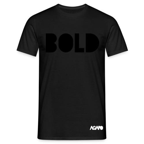 bold b/b - Männer T-Shirt