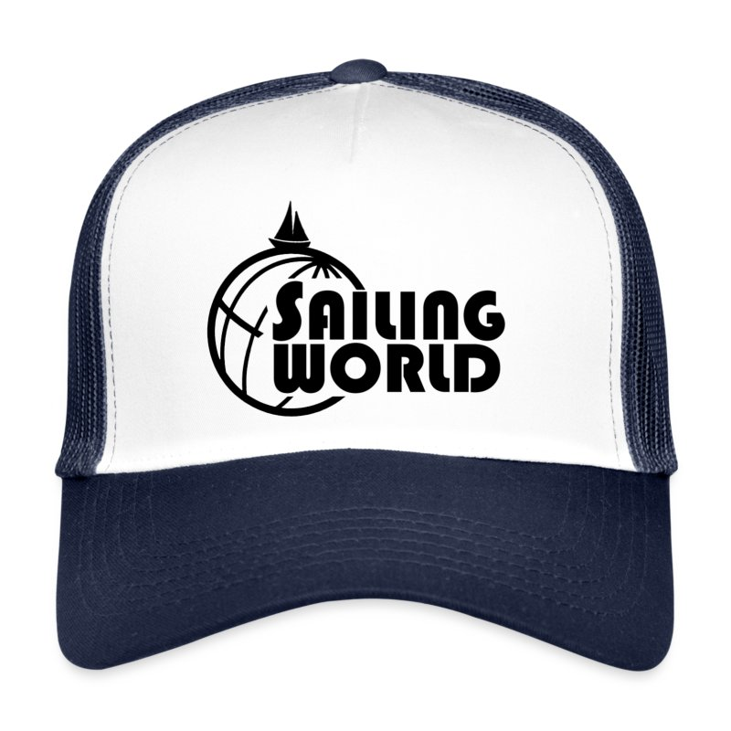 SAILING-WORLD - Trucker Cap
