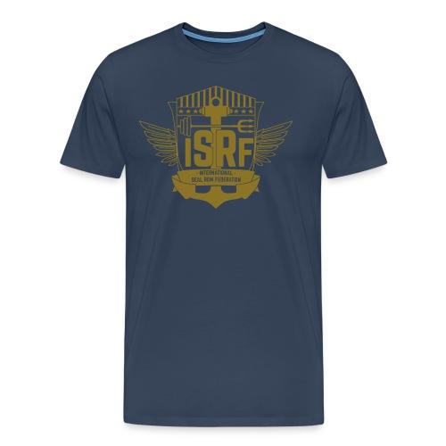ISRF - Premium-T-shirt herr