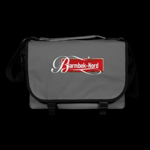 Mein Barmbek-Nord, mein Kiez, meine Tasche - Umhängetasche