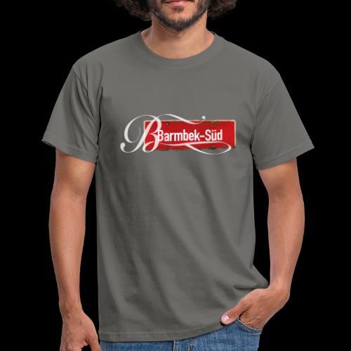 Mein Barmbek-Süd, mein Kiez, mein KiezShirt - Männer T-Shirt