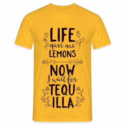 Tequilla - Männer T-Shirt