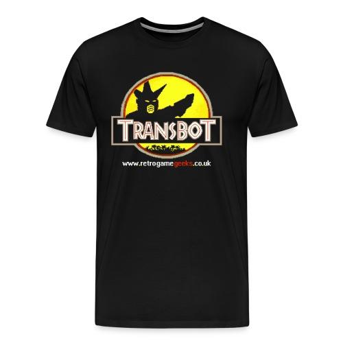 JT BLK - Men's Premium T-Shirt