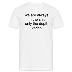 we are - Men's T-Shirt
