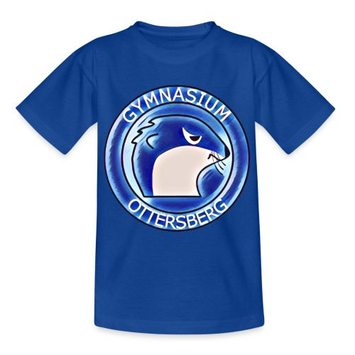 Blue Blue Vintage - Teenager T-Shirt