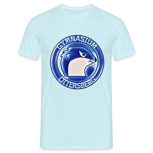Blue Vintage - Männer T-Shirt