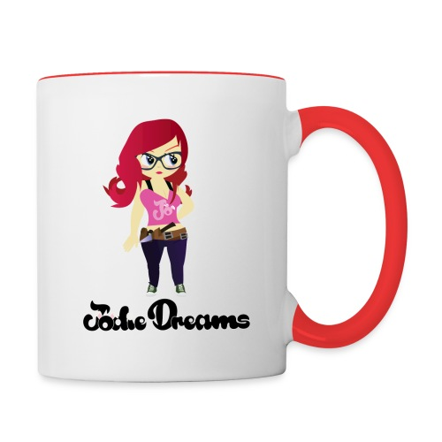 Tasse Left 4 Dreams - Mug contrasté