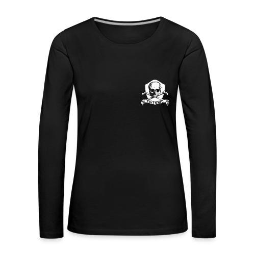 Langarmshirt woman - Frauen Premium Langarmshirt