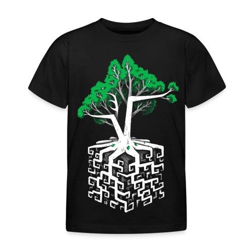 Cube Root - Racine Cubique - Kids' T-Shirt