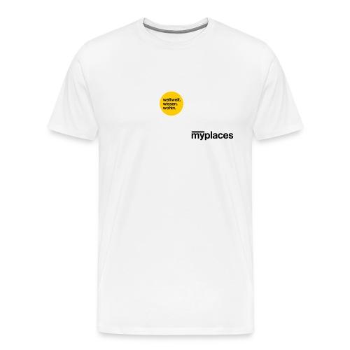 NEU! Brandneues Logo. Brandneues Shirt. - Männer Premium T-Shirt