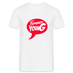 Forever young - T-shirt Homme