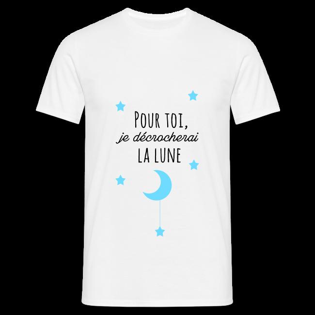 Pour toi je décrocherai la lune