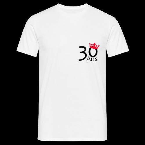 30 ans - T-shirt Homme