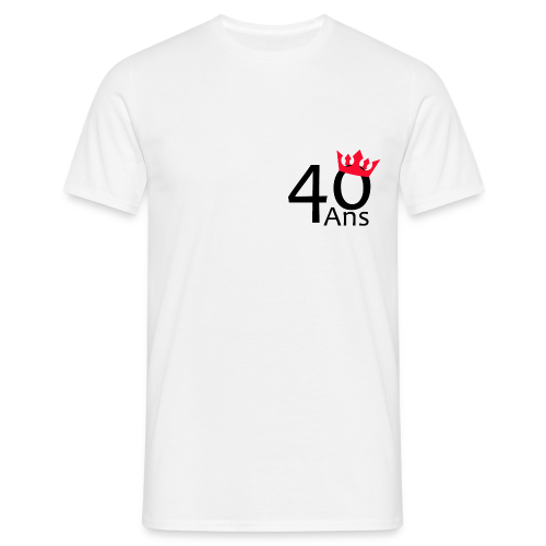 40 ans - T-shirt Homme