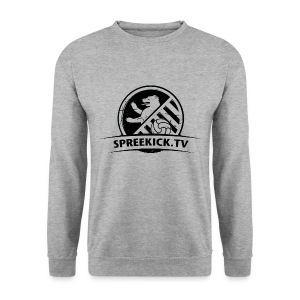 SPREEKICK.TV Sweater / grau  - Männer Pullover