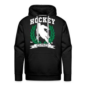Hockey Dad Hoodie - Men's Premium Hoodie