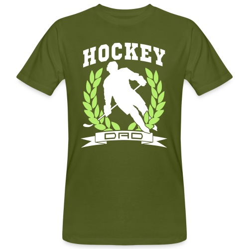 Hockey Dad Organic T-Shirt - Men's Organic T-Shirt