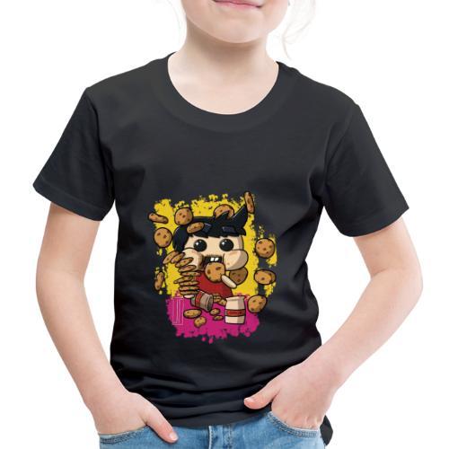 Cookie Hunger (niño) - Camiseta premium niño