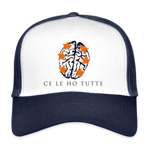 Cappellino modello Costellato - Trucker Cap