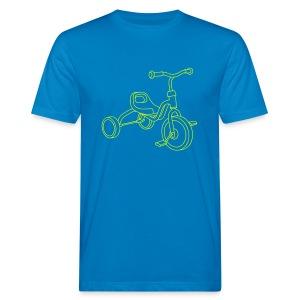 Kinderdreirad - Männer Bio-T-Shirt