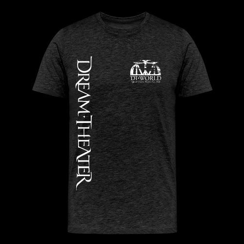 DT World T-Shirt - Premium T-skjorte for menn