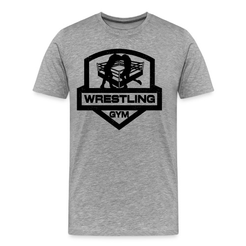 Wrestling Gym Shirt - Männer Premium T-Shirt