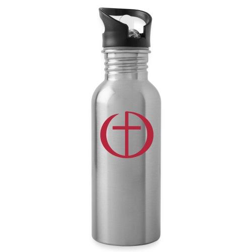 Trinkflasche Logo FeG FFB - Trinkflasche