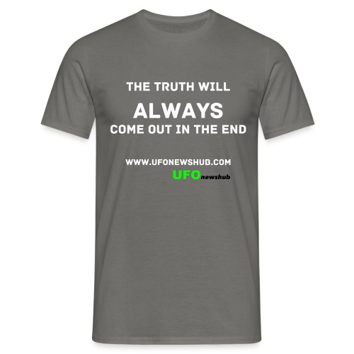 Truth - UFO Mens Tee - Men's T-Shirt