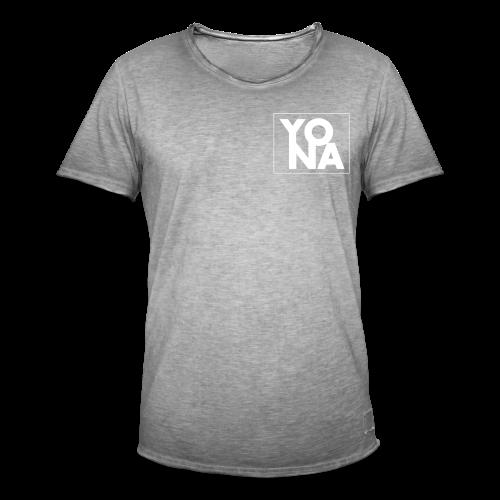 YoNa urbanSpringShirt 2017 - Männer Vintage T-Shirt