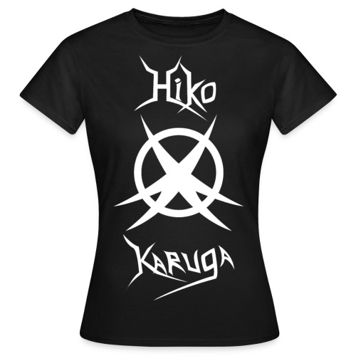 T-shirt Hiko+Logo Femme - T-shirt Femme