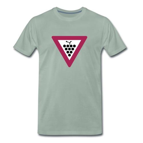 Grapist - Männer Premium T-Shirt