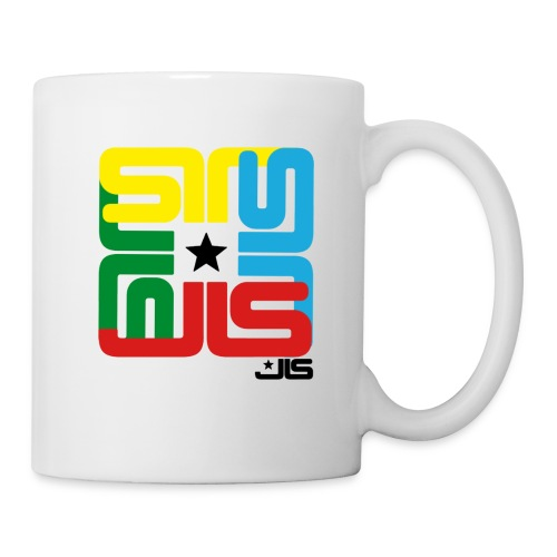 JLS 4 logo Mug - Mug