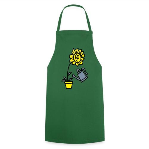 Sonnenblume - Kochschürze