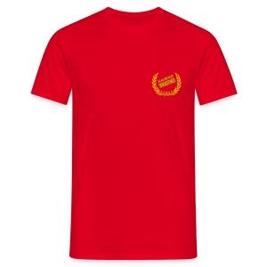 Kaiser NERO T-Shirt : red - Men's T-Shirt