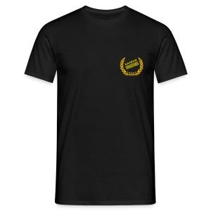 Kaiser NERO T-Shirt : black - Men's T-Shirt