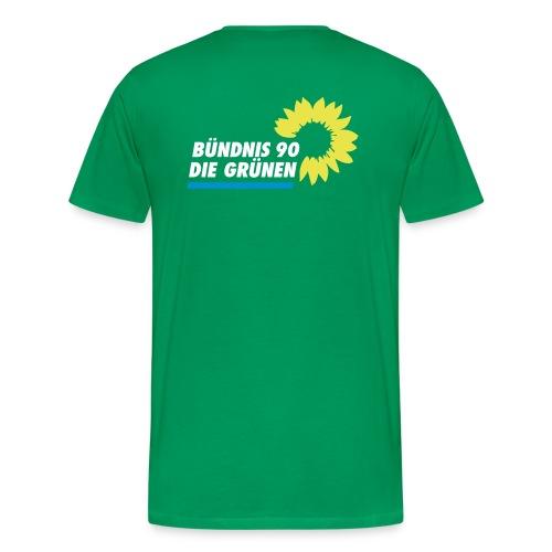 T-Shirt Männer - Männer Premium T-Shirt
