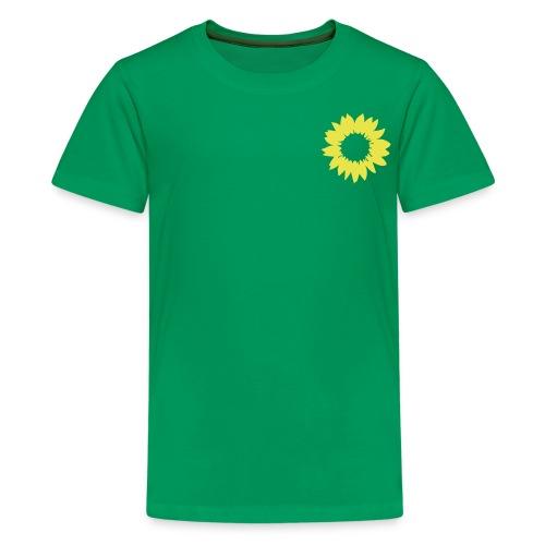 T-Shirt Jugendliche - Teenager Premium T-Shirt