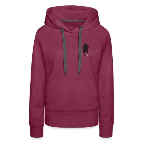 Sweat-shirt à capuche Premium pour femmes