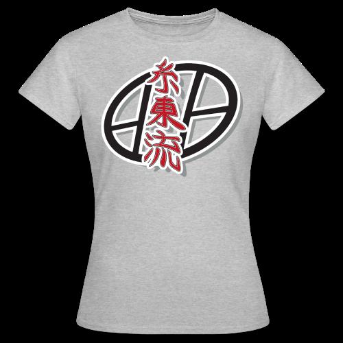 Shito-ryu T-shirt - women grey - T-shirt Femme