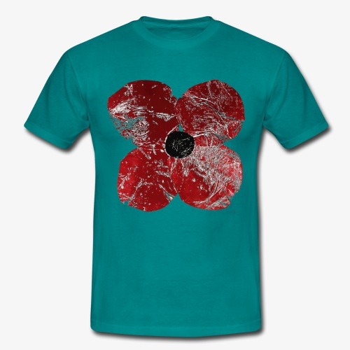 Klatschmohn - Men's T-Shirt