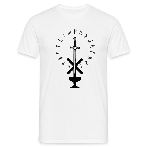 Knights of the Chalice - T-shirt Homme
