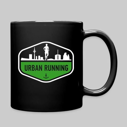 UrbanRunning Tasse - Tasse einfarbig