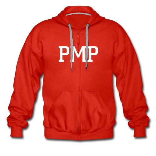 PMP gals hoodie - Men's Premium Hooded Jacket