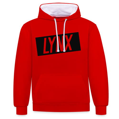 Lynx New Hoodie Limited Edtion - Contrast Colour Hoodie