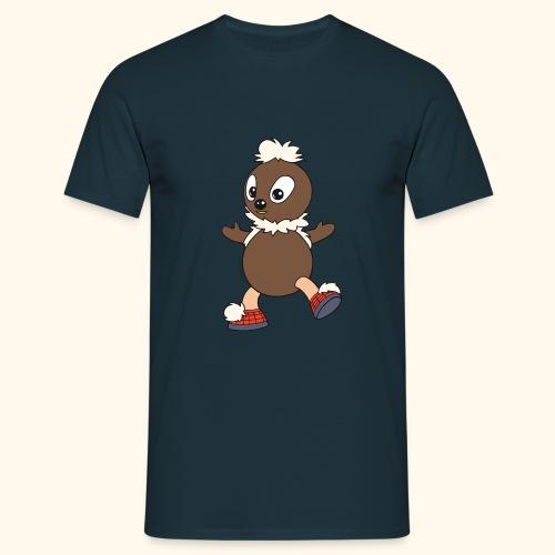 Männer T-Shirt (groß) Pittiplatsch  - Männer T-Shirt