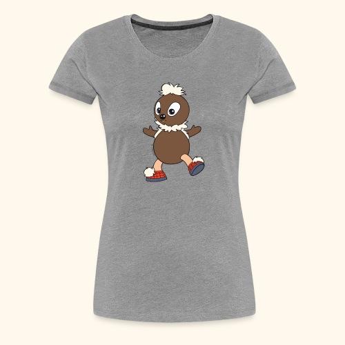 Frauen Premium T-Shirts Pittiplatsch  - Frauen Premium T-Shirt