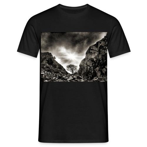 Lake District Langdale Myth & Fantasy T-Shirt Mens - Men's T-Shirt