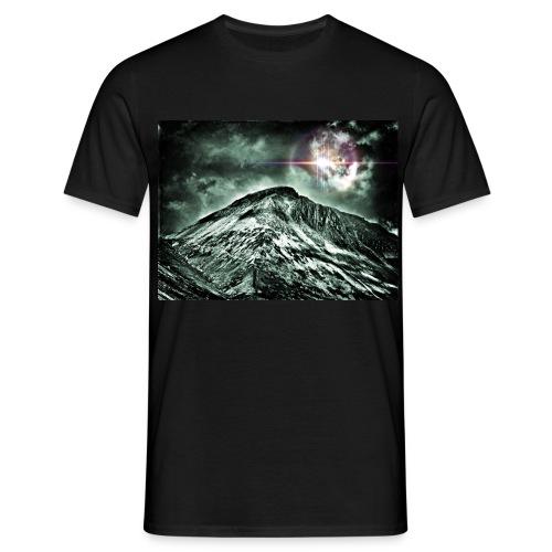 Lake District Great Gable Myth & Fantasy T-Shirt Mens - Men's T-Shirt
