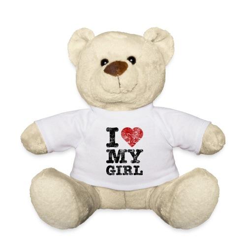 I love my girl - Teddy