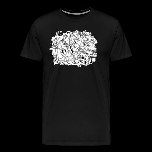 Gewirr - Männer Premium T-Shirt
